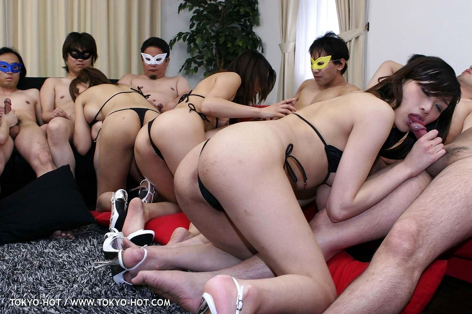 Asian bukkake orgy porn pictures - part 1827