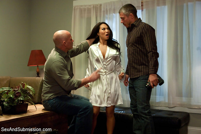 Asa akira in anal bondage sex and submissive porn!!! - part 1727