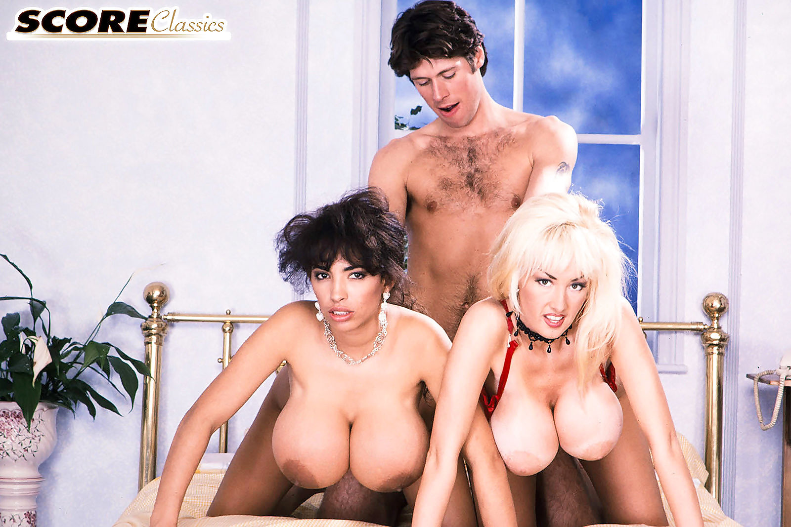 Vintage big boob threesome with brittany oneil - part 112