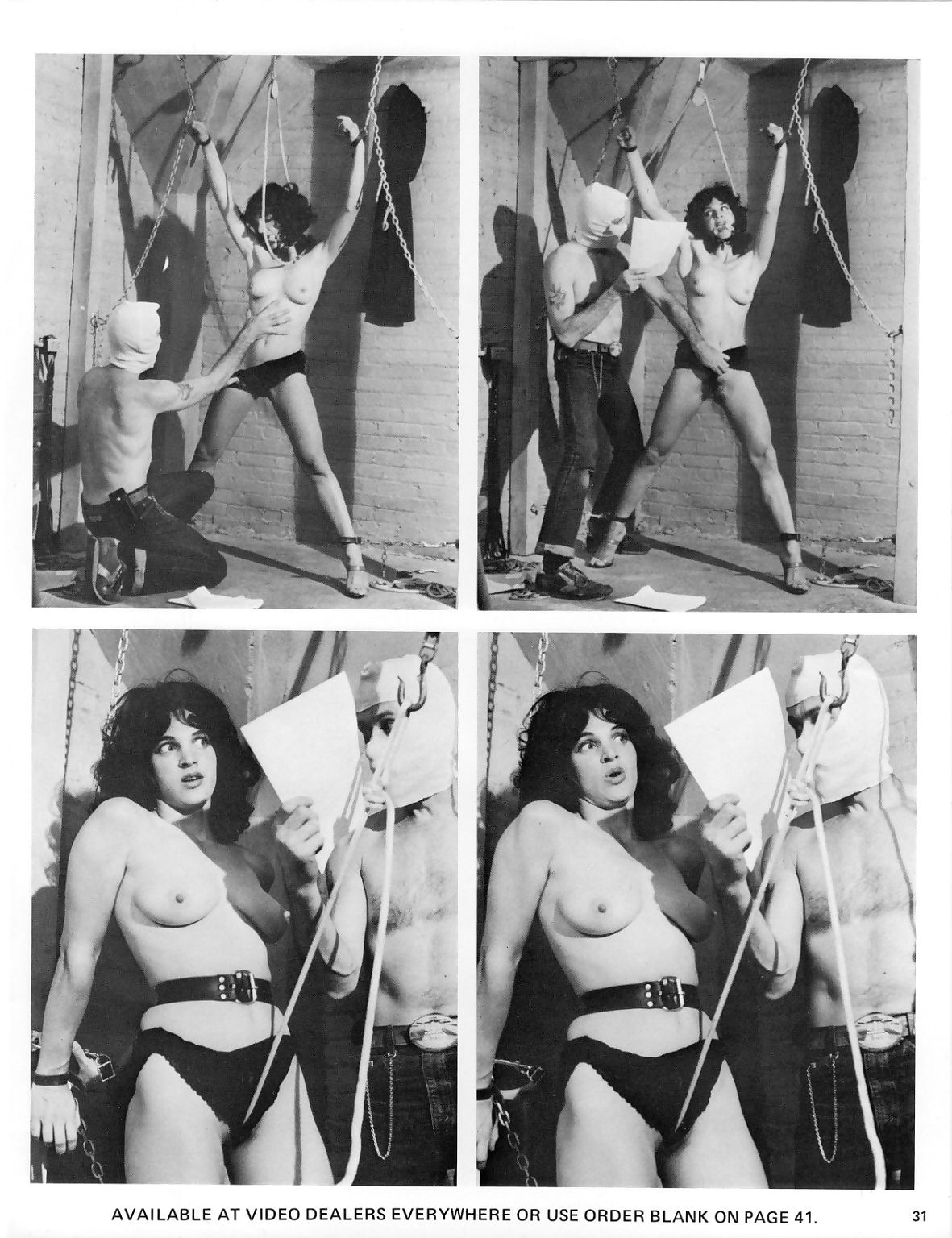 Retro bdsm porn pictures - part 234